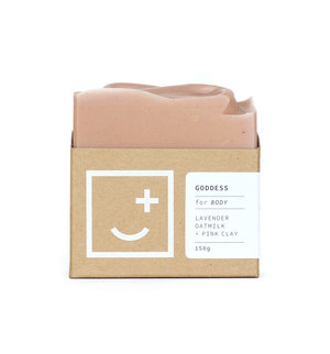 Fair + Square Soap - Goddess