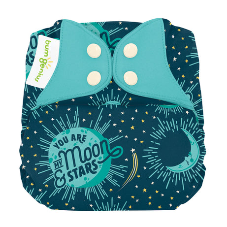 bumGenius Elemental™ (E3) One-Size Cloth Diapers