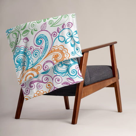 Genius Series Throw Blanket - Lovelace