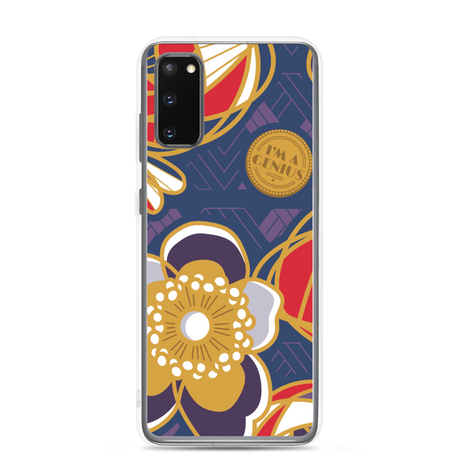 Genius Series Samsung Case - Maggie