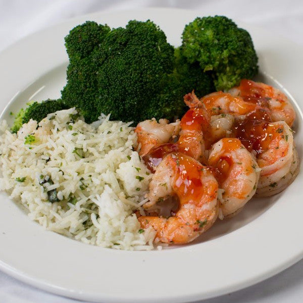 Sweet Chili Prawns -  1 Side