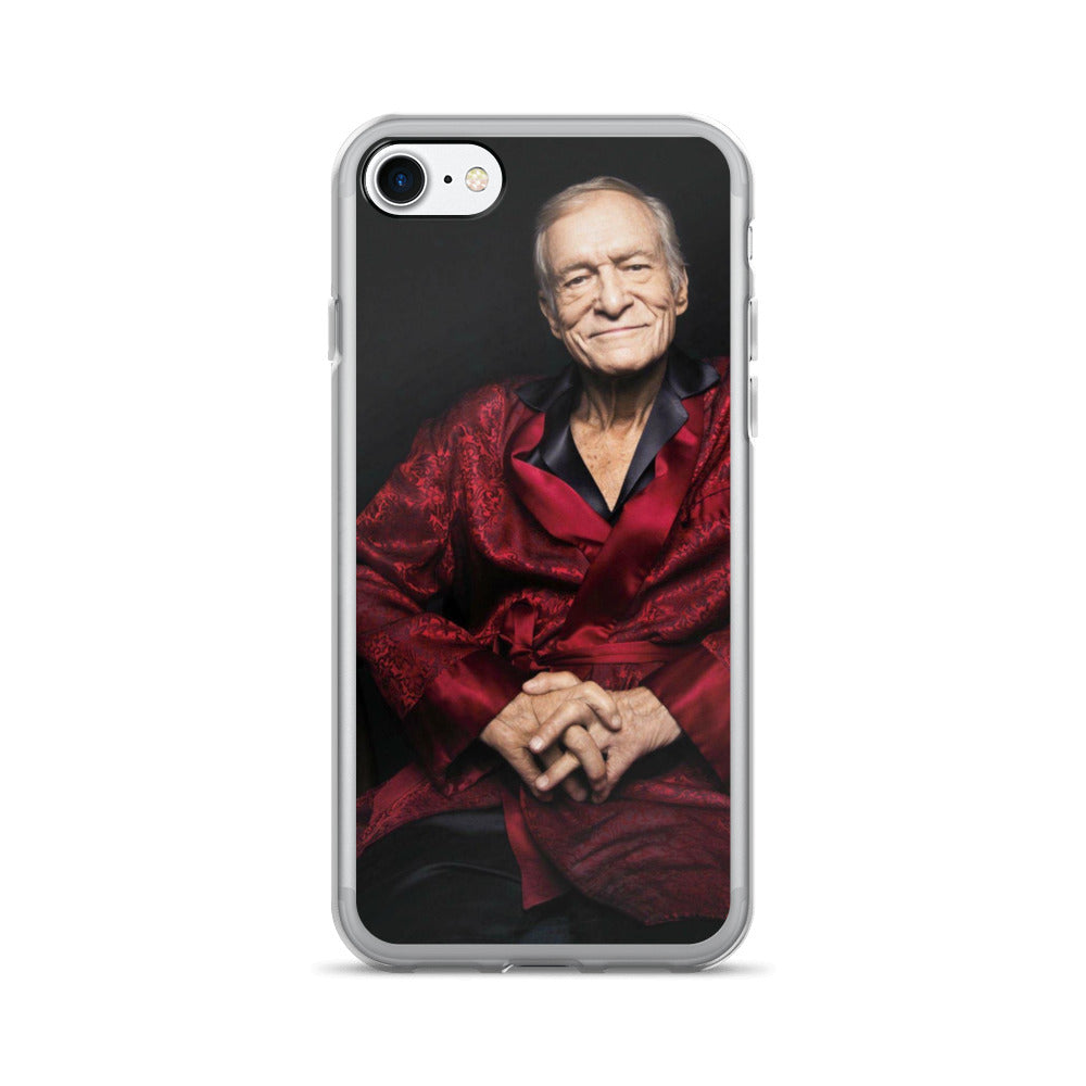 Hugh Hefner iPhone 7 & iPhone 7 Plus Case