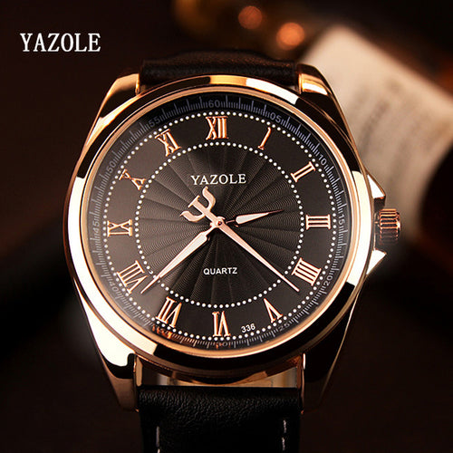 Yazole Quartz Watch