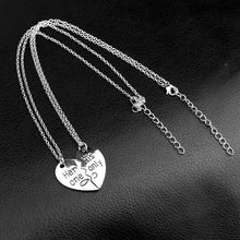 """Her one, His Only"" Heart Pendant"