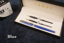 3 in 1 Fountain Pen With Case - 3 Colors