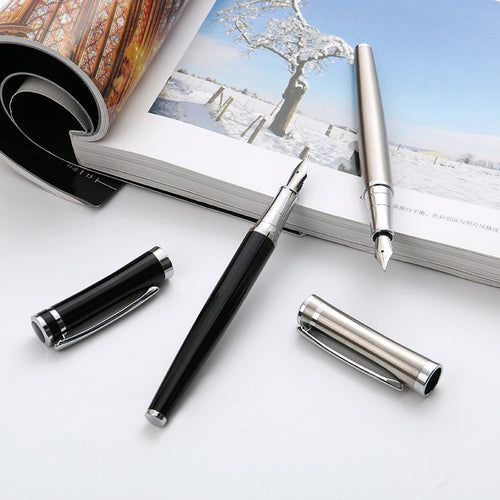 High Quality Stainless Fountain pen