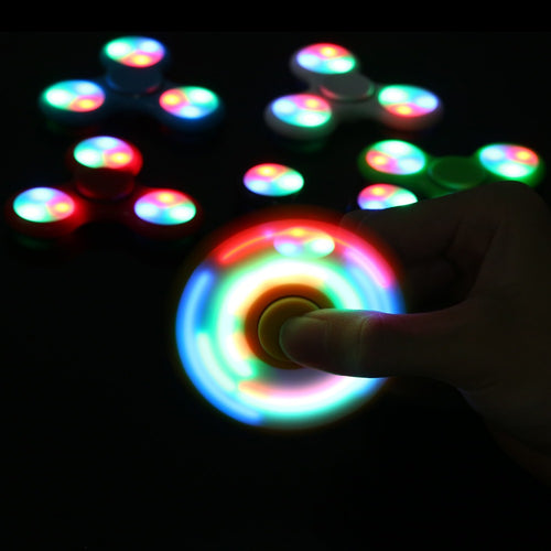 LED Fidget Spinners