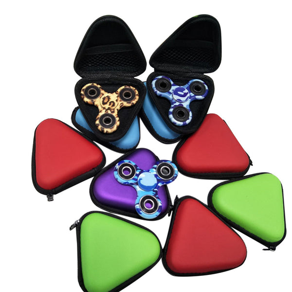 Fidget Spinners Protection Case - 4 Colors