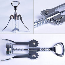 Stainless Steel Wine Bottle Opener
