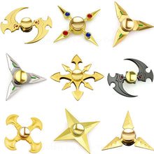 9 Choice Blade Spinners!! - Promo