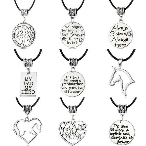 Statement Pendants - Express your love!