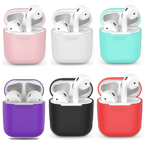 Wireless shockproof Airpods/Headphones with rechargeable case