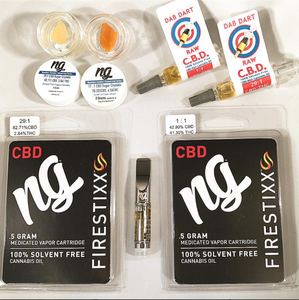 N.G. CBD takes home 2 top awards from Chalice!