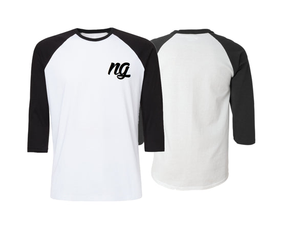 Team Nameless Baseball Tee (Unisex)