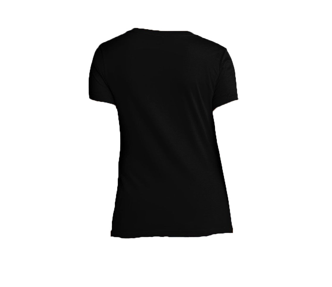 Ladies' NG Logo V-Neck