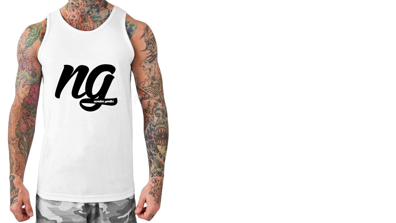Men's NG Logo Tank Top