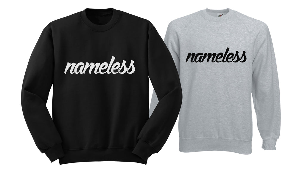Nameless Crew neck Fleece
