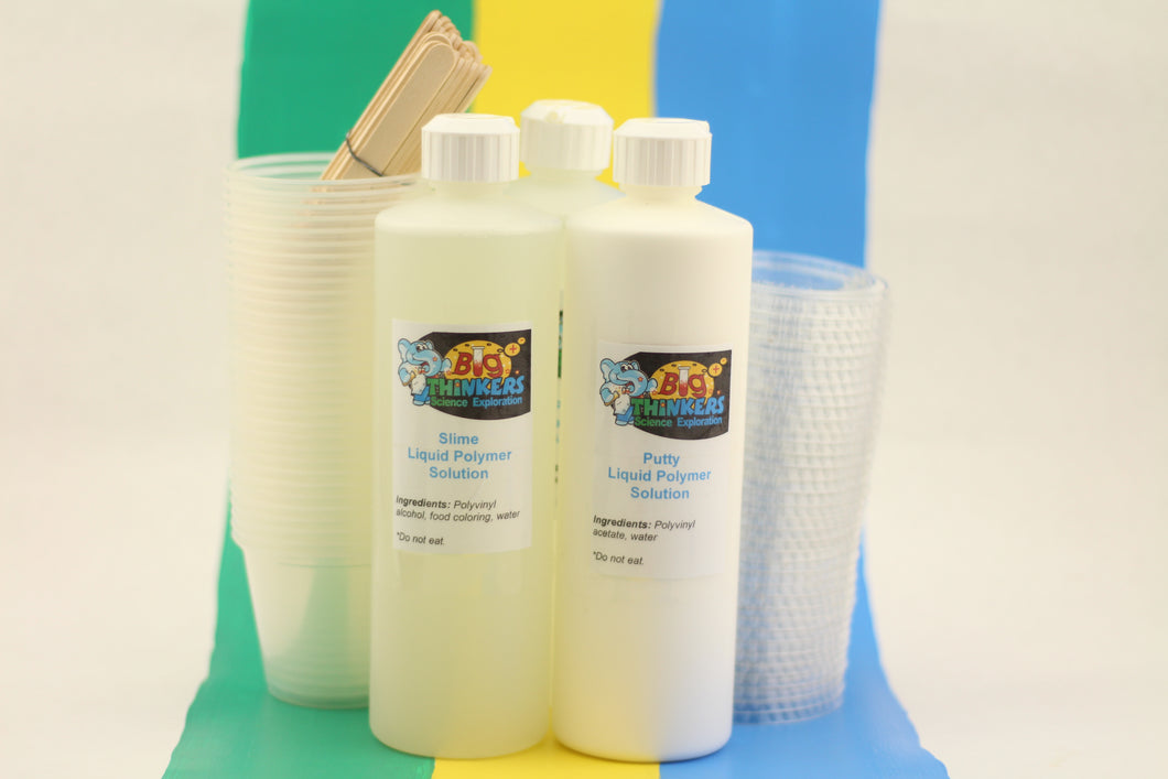 Slime & Putty Combination Group Kit
