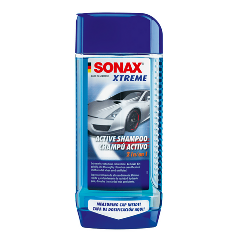 SONAX XTREME ActiveShampoo 2 in 1