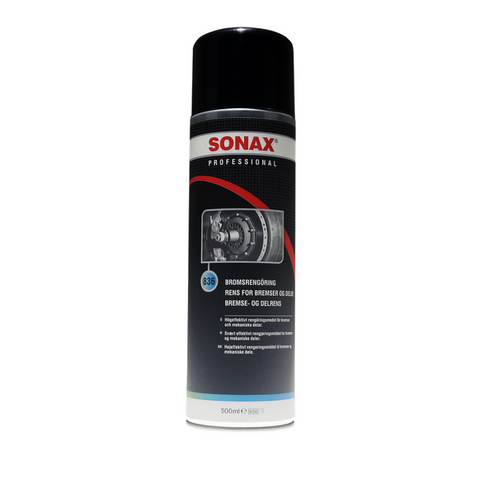 SONAX PROFESSIONAL Brake & parts cleaner