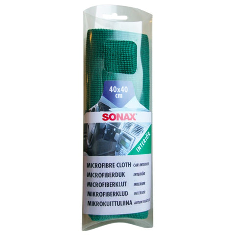 SONAX Microfibre cloth PLUS interior & glass
