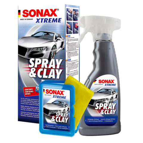 SONAX Xtreme Spray & Clay