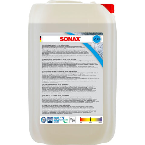 SONAX Rim cleaner PLUS acid-free Limit