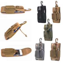 4.5 inch Tactical Cell Phone Pouch