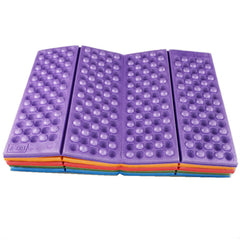 Moisture-Proof Foldable Camping Mat XPE Cushion