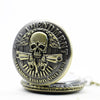 "Image of 2nd AMENDMENT ""Defending Liberty Since 1791"" Pocket Watch"