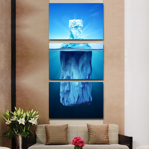 Glacier Wall Art