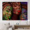 Image of African Wall Art