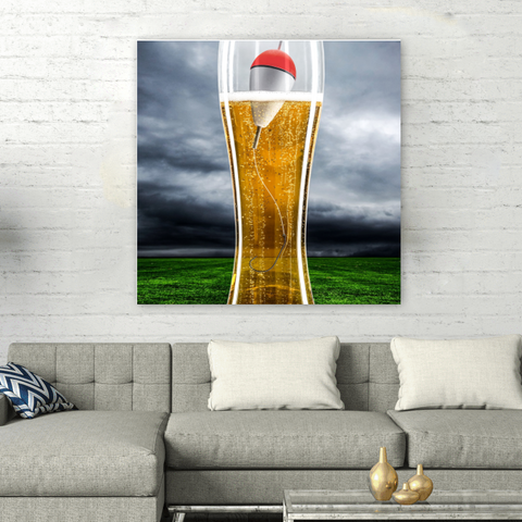 Beer Trap Wall Art