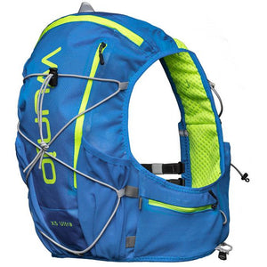 Wunjo X5 Ultra - Version 2- Advanced Hydration Backpack, 10 + 2 x 0,5 L