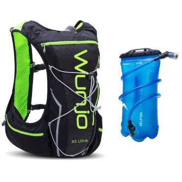 Wunjo X5 Ultra - Advanced Hydration Backpack, 10+1,5 L