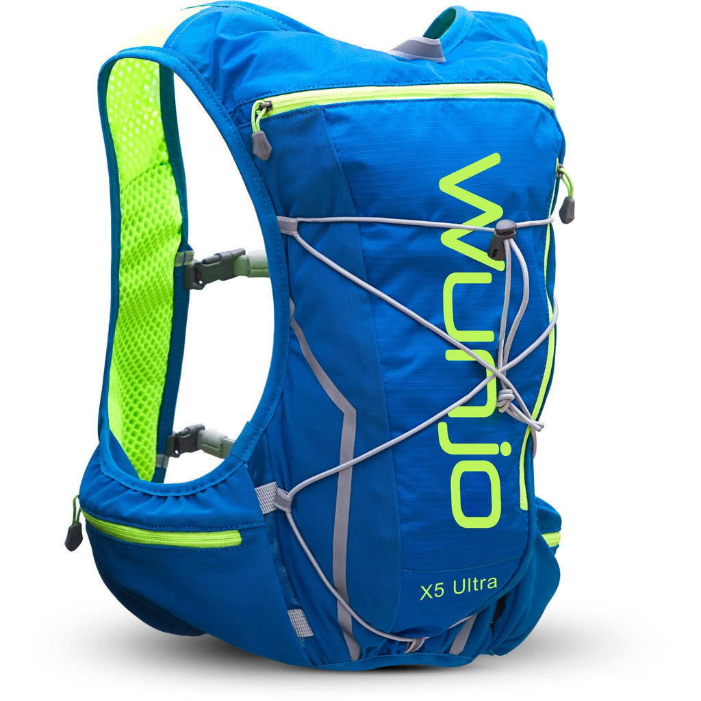 Wunjo X5 Ultra - Advanced Hydration Backpack, 10L (no bladder)