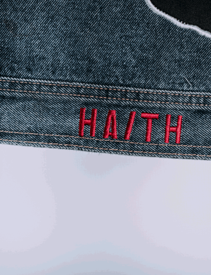 CTTC - CUSTOMISED DENIM JACKET