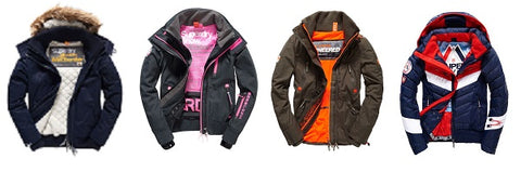 WHY DOES SUPERDRY HAVE 3 ZIPS