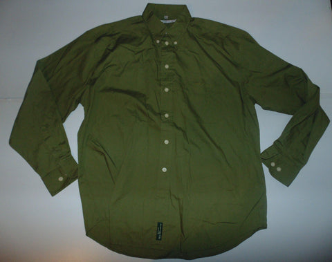 Ben Sherman green shirt - Large mens, size 3 - S5578