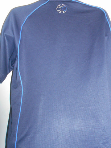 Chelsea Adidas polo shirt, Large mens. MA14