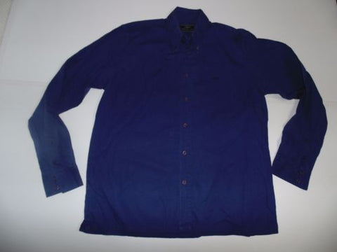 Henri Lloyd blue shirt - large mens - S4912-Classic Clothing Crib