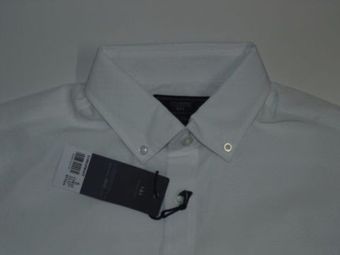 New BHS Atlantic Bay soft touch short sleeves shirt - small mens - S4984-Classic Clothing Crib