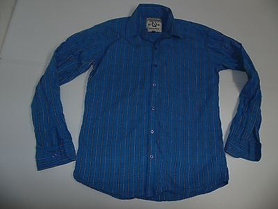 Abercrombie & Fitch blue checks shirt - Branded Shirts Online