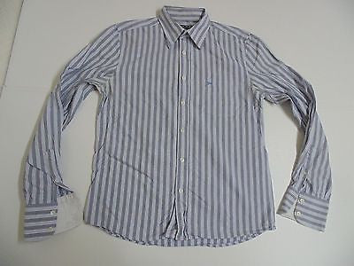 Jack Wills blue stripes shirt - medium mens - S3801