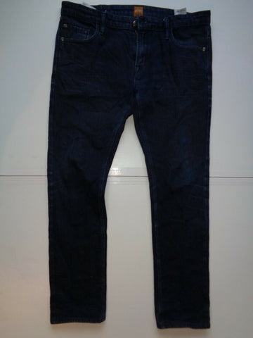 "Hugo Boss Orange71 rough jeans Waist 34"" x Leg 30"" mens-Classic Clothing Crib"