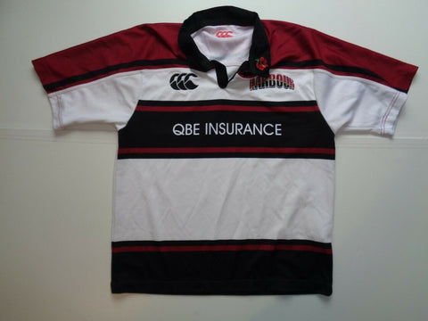 North Harbour 2006 rugby shirt, large mens jersey, New Zealand Canterbury-Classic Clothing Crib