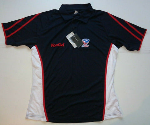 USA rugby jersey navy polo shirt Kooga - xl mens, BNWT-Classic Clothing Crib