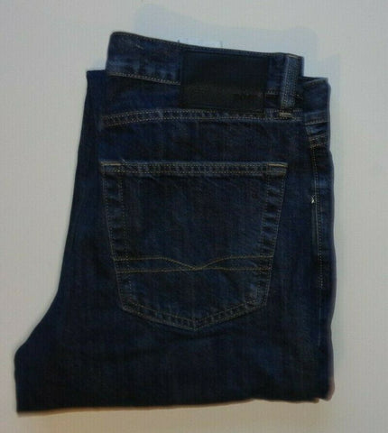 "Hugo Boss Texas indigo jeans Waist 32"" x Leg 32"" mens-Classic Clothing Crib"