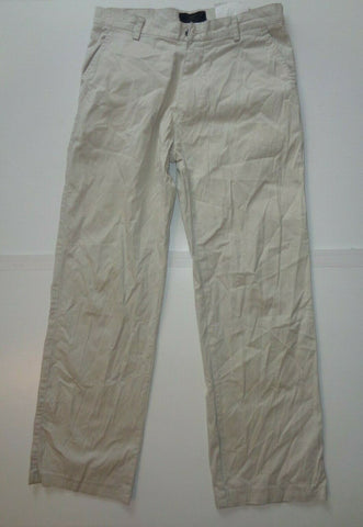"Armani Le Collezion beige chinos jeans Waist 33"" x Leg 30"" mens-Classic Clothing Crib"