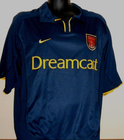 Arsenal 2000-2002 3rd football shirt XL mens MA624